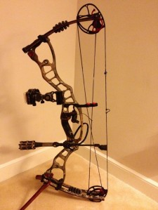 Hoyt Vector 32 w viscosity strings