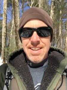 Hike pic of me